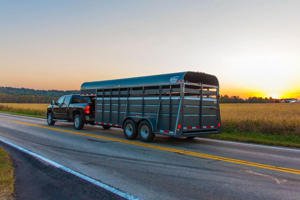 Photos Of Livestock And Horse Trailers