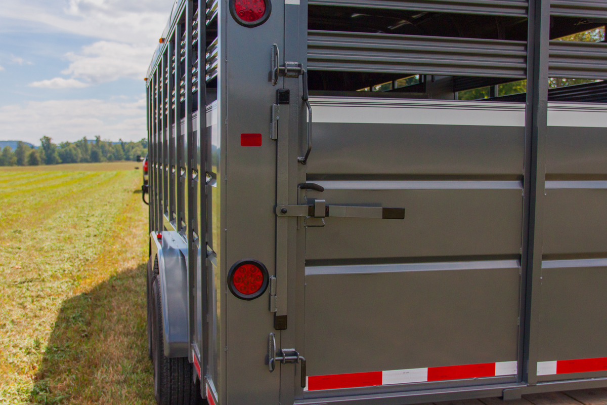 Photos Of Livestock And Horse Trailers Valley Trailers